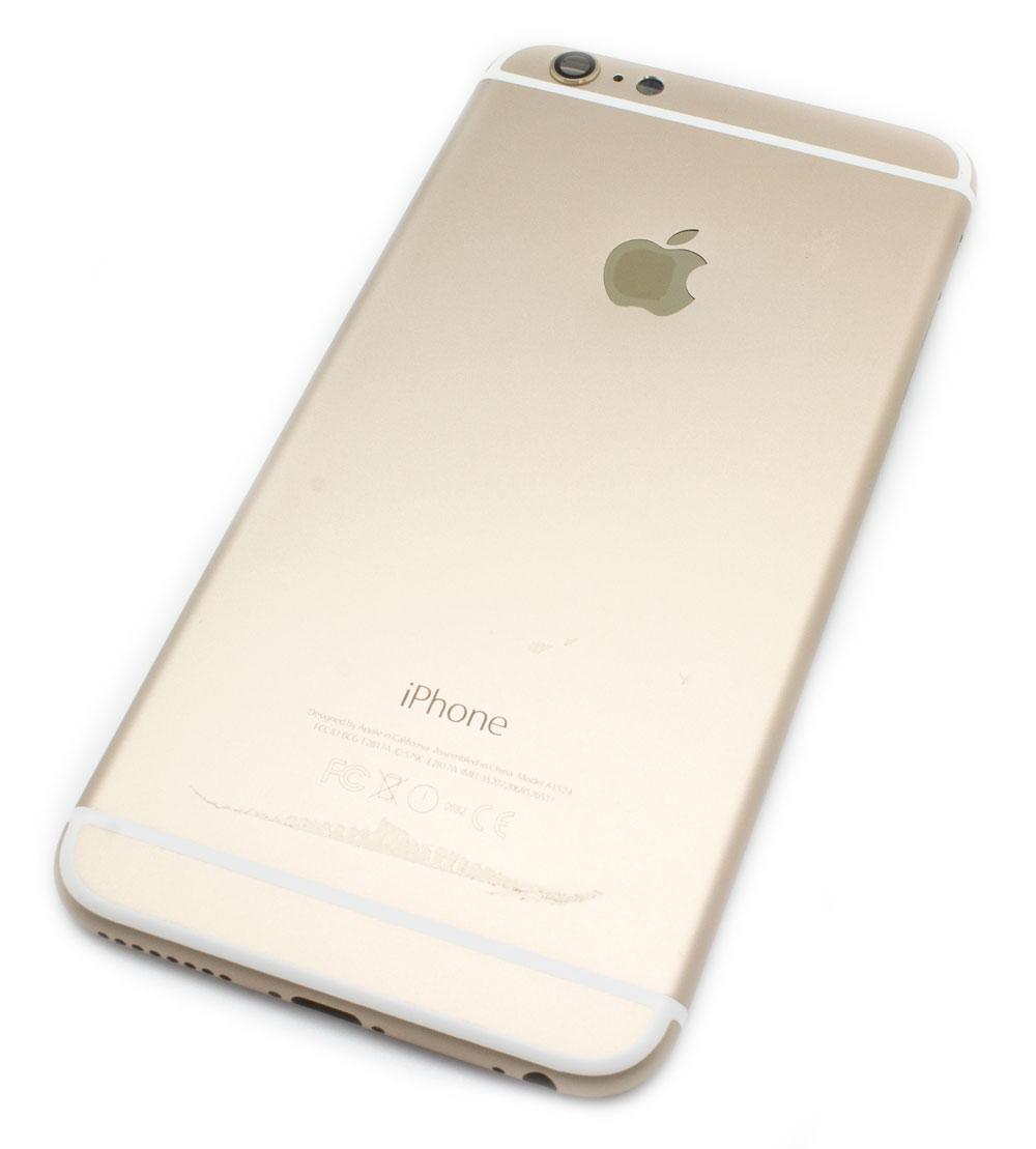 Carcasa Trasera Iphone S