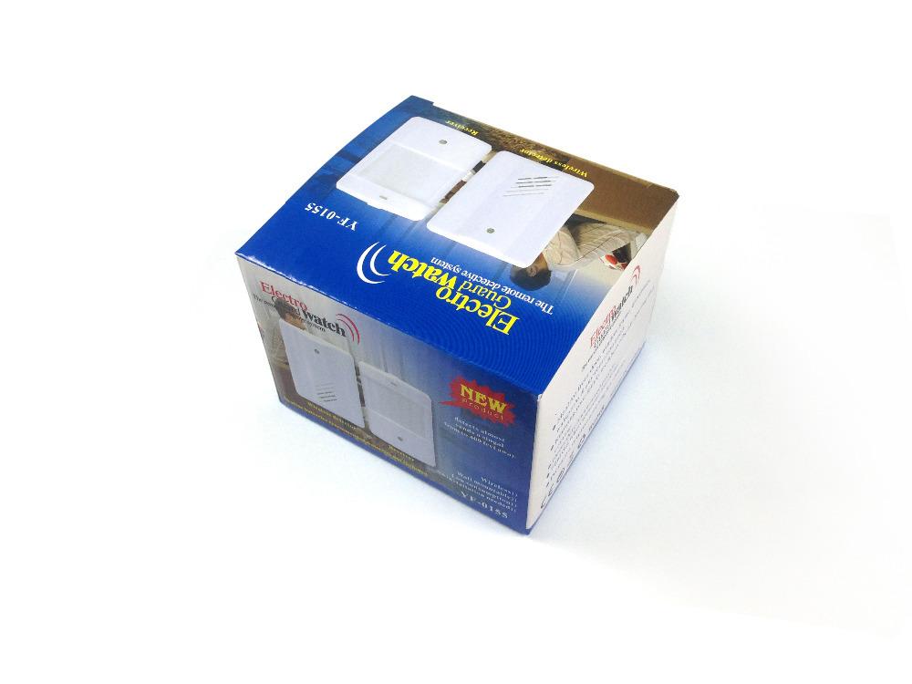 Alarma detecci n de movimiento sonido inal mbrica for Sonido de alarma