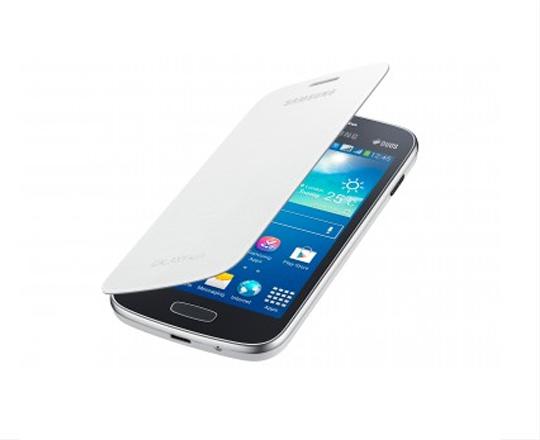 Funda samsung flip cover lte para galaxy ace iii s7275 blanca samsung telefon a m vil libre - Fundas samsung ace ...