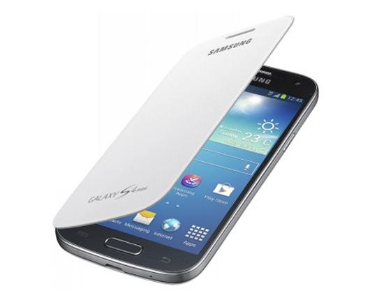 Funda samsung flip cover para galaxy s4 mini i9190 i9192 blanc samsung telefon a m vil - Comprar funda samsung galaxy s ...