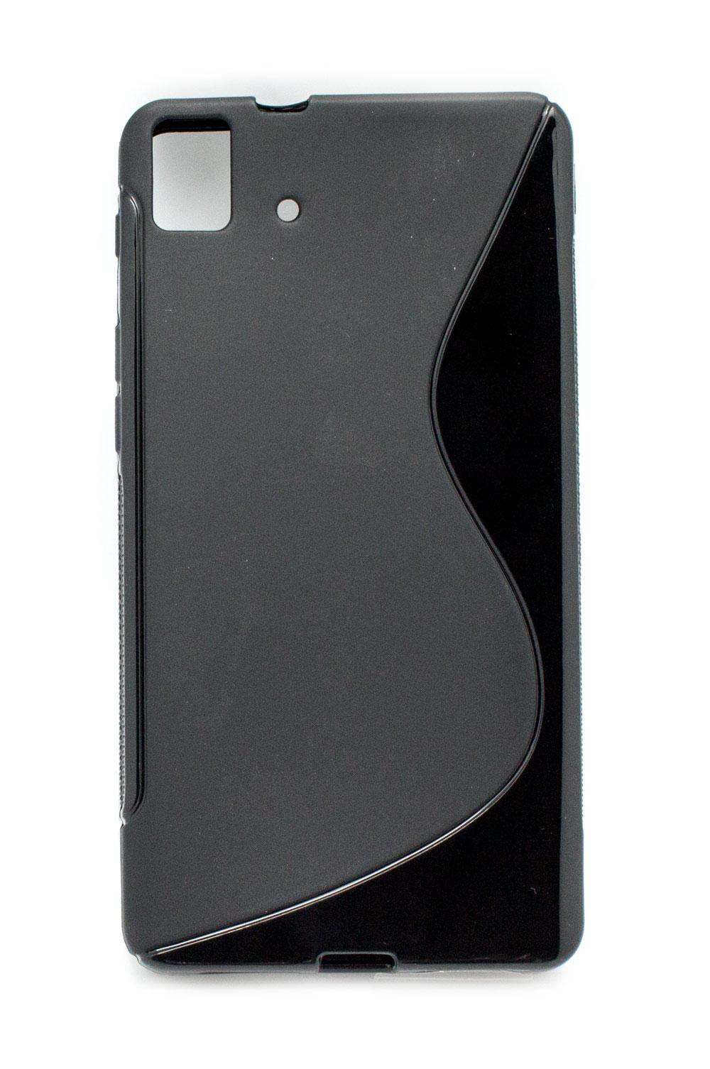 Funda silicona smartphone bq aquaris e4 5 negra repuestos m viles repuestos bq - Fundas aquaris 4 5 ...
