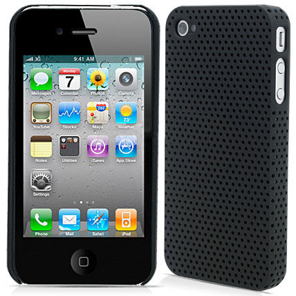 Fundas rigida perforada iphone 4s y 4 iphone accesorios apple accesorios iphone - Fundas iphone 4 4s ...