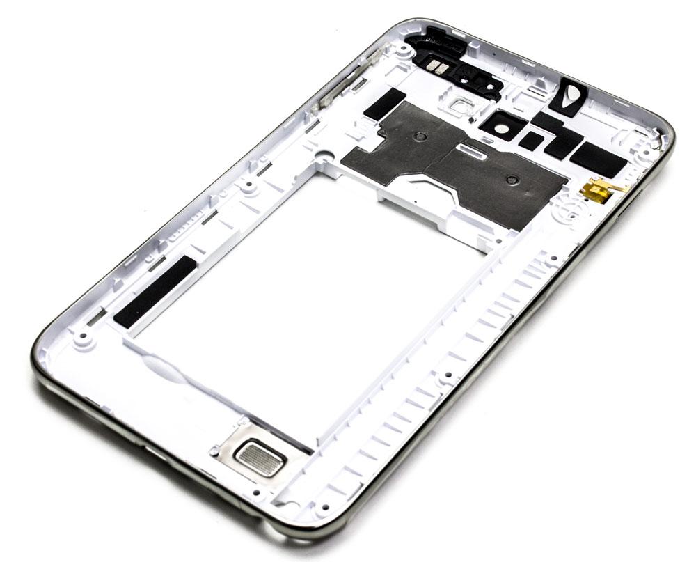 Marco Lateral S.Galaxy Note Blanco > Repuestos Samsung ...