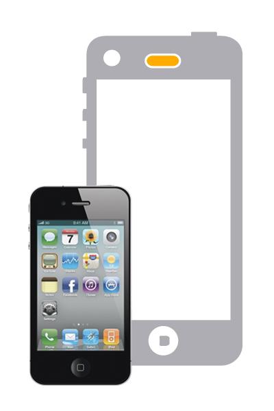 Reparar Altavoz Iphone S
