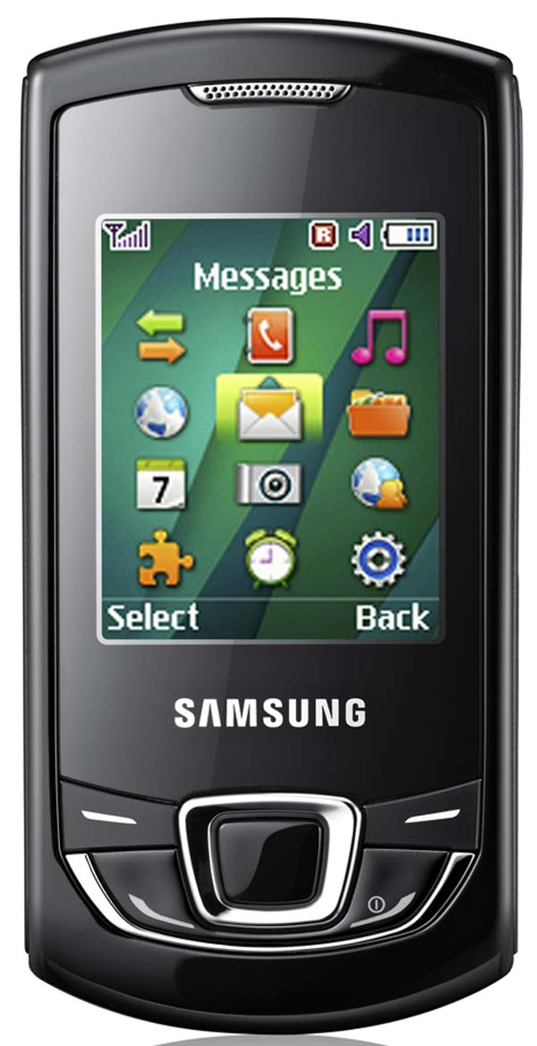 Samsung E2550 > Samsung > Telefonía Móvil Libre > Móviles ...