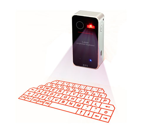 Teclado Virtual Proyecci 243 N L 225 Ser Bluetooth Gt Informatica