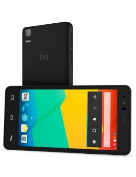 Bq Aquaris E5 Full HD black/black
