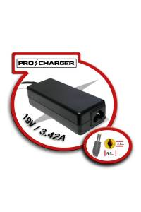 Carg. 19V/3.42A 5.5mm x 2.5 mm 65W Pro Charger