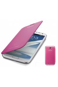FLIP COVER SAMSUNG GALAXY NOTE II ROSA