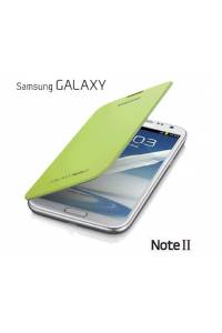 FUNDA SAMSUNG FLIP COVER GALAXY NOTE II N7100 LIMA