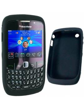 Funda Silicona Blackberry