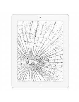 Reparar Cristal  Ipad Air Blanco