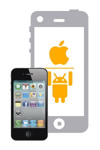 "Reparar El Software (Interfaz) del ""iPhone 4S"""