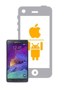 "Reparar El Software (Interfaz) del ""Samsung Galaxy Note 4"""
