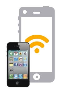"Reparar La Antena WIFI del ""iPhone 4S"""