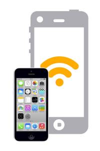 "Reparar La Antena WIFI del ""iPhone 5C"""