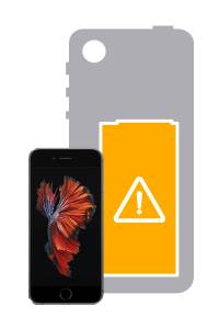 "Reparar La Batería del ""iPhone 6S Plus"""