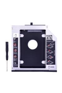 SATA Aluminio 3.0 HDD Caddy 12.7mm